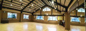 バレエ教室 綺麗なスタジオ