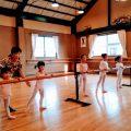 幼児対象(3歳から)バレエ