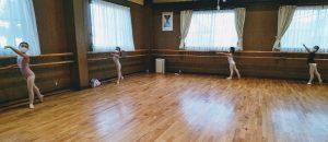 岡山県岡山市北区バレエハウス本田 小学生クラス