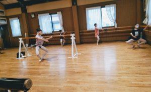 岡山県岡山市北区バレエ教室