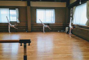 小学生高学年以上バレエクラス