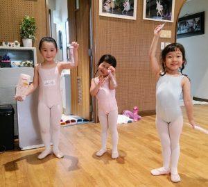 岡山バレエ 幼児クラス バレエハウス本田