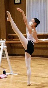 岡山のバレエ教室 バレエハウス本田 中学生クラス
