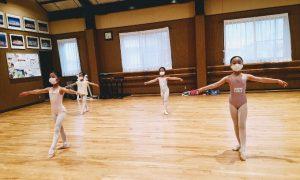 小学校低学年対象バレエクラス