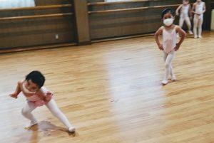 幼児バレエクラス