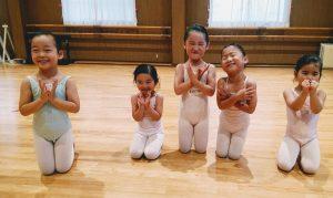 バレエハウス本田 幼児クラス