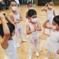 岡山県岡山市バレエ教室 バレエハウス本田 幼児クラス