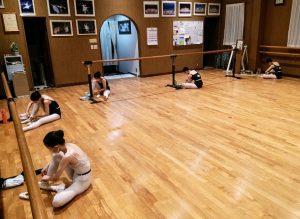 バレエハウス本田 中級クラス