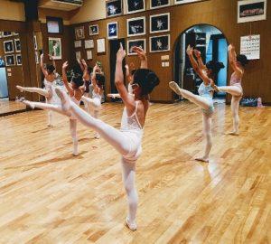 岡山県岡山市バレエ教室