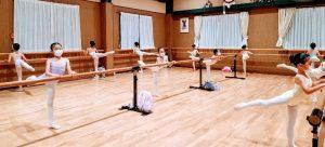 小学生バレエクラス