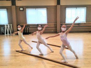 岡山県、子供、小学生バレエクラス