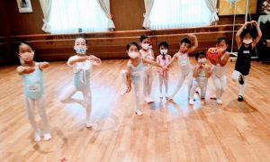 岡山県バレエ教室子供バレエバレエハウス本田