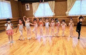 岡山バレエ教室 子供バレエ バレエハウス本田